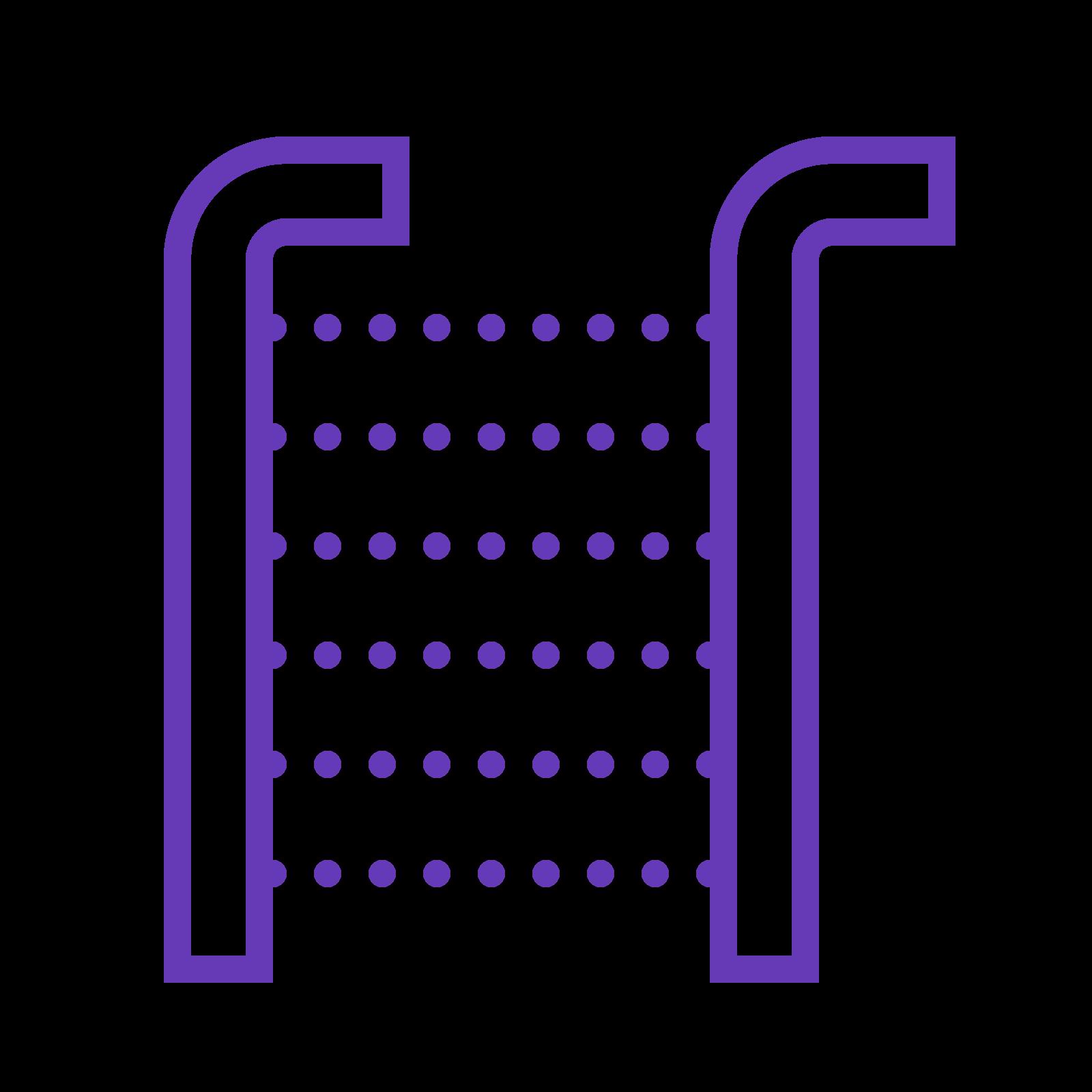 vector stock Ladder Icon