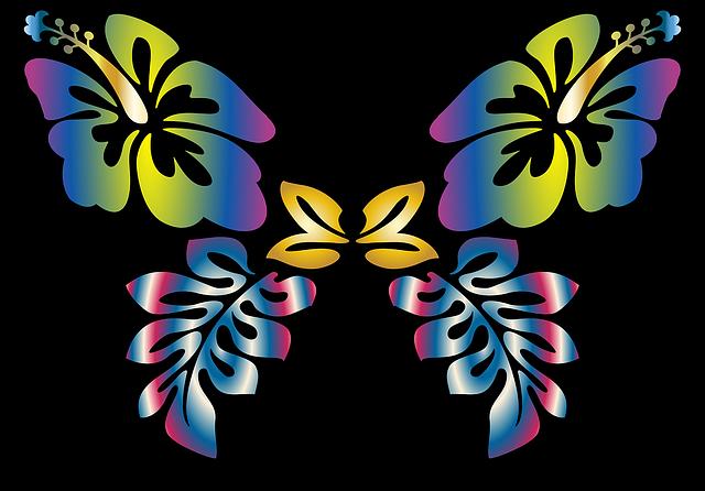 clip art freeuse download Clipart butterflies