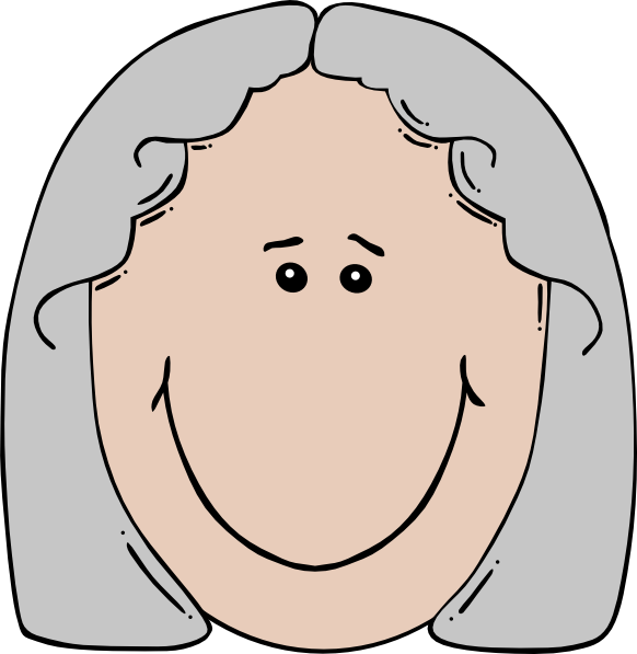 image royalty free stock Old Woman Clip Art at Clker