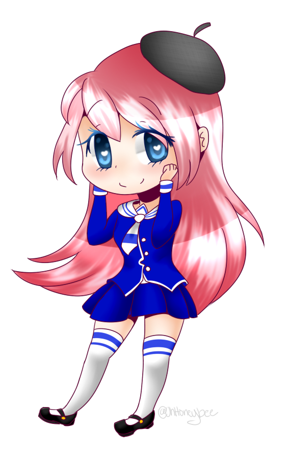 transparent download LDShadowLady by OhHoneyBee on DeviantArt