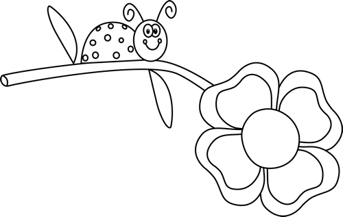 clip freeuse library Ladybug clipart black and white. Clip art images on