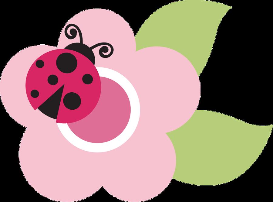 clipart free library Ladybug clipart pink. Joaninha minus imprimibles de.