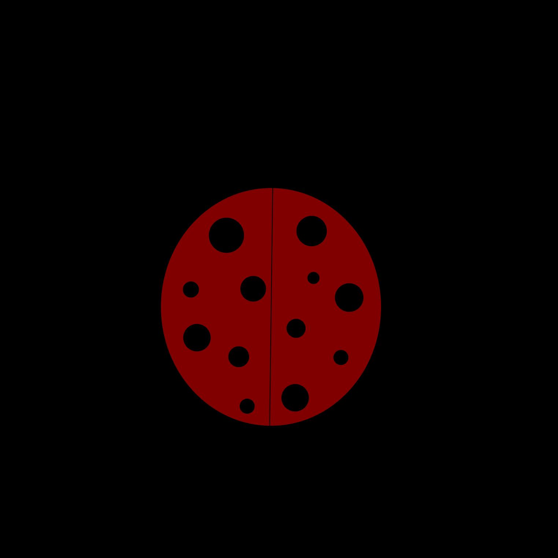transparent library Free ladybug clip art. Ladybugs clipart family.