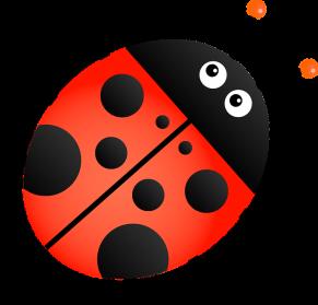 graphic transparent Ladybug transparent background. Cliparts backgrounds free download