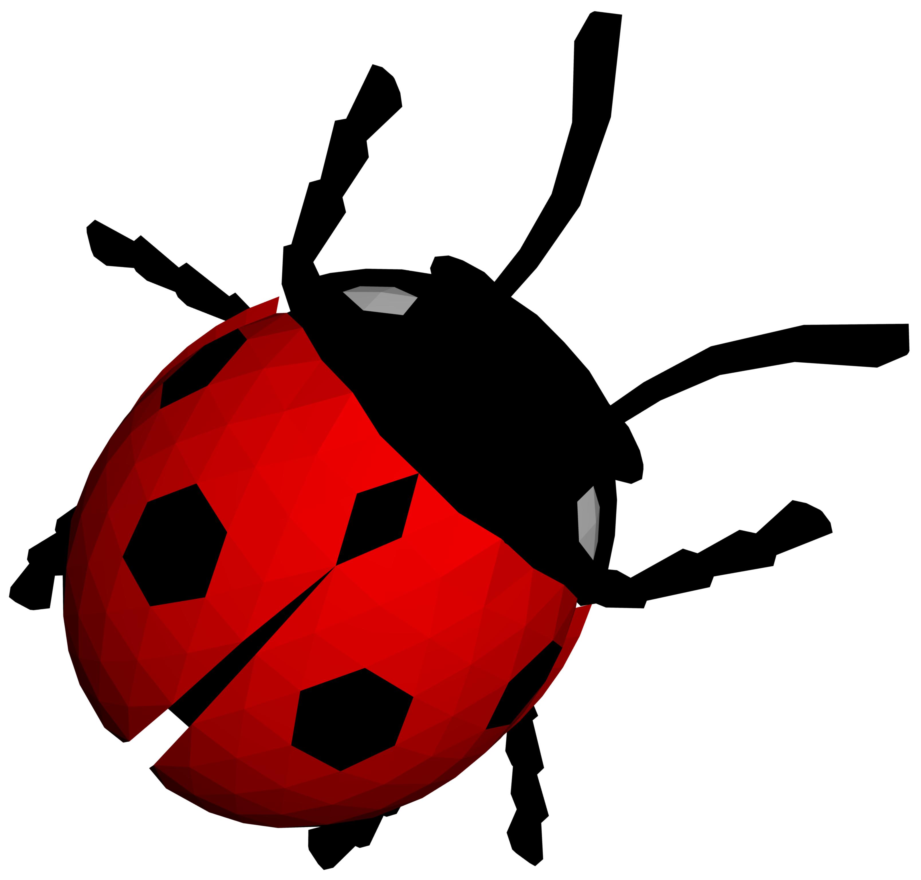 vector transparent Transparent Ladybug File PNG