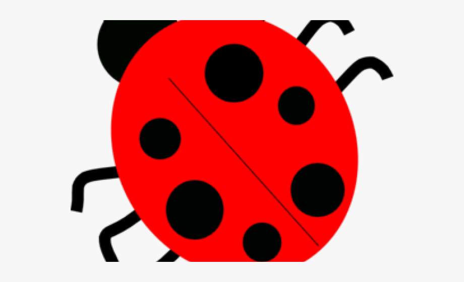 svg royalty free library Lady beetle red ladybug. Ladybugs clipart