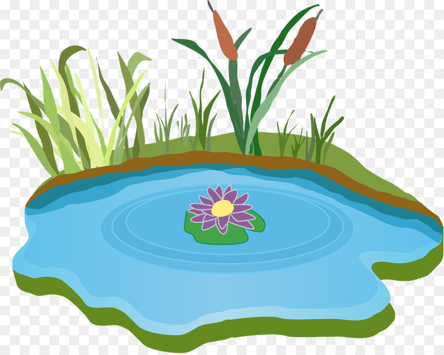 svg royalty free library Green grass background illustration. Lake clipart.