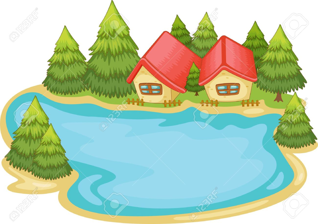 graphic free download Lake clipart.  clip art clipartlook.