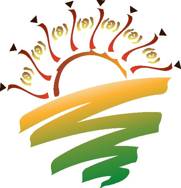 vector download Lake clipart sun set. Sunset graphic clip art.