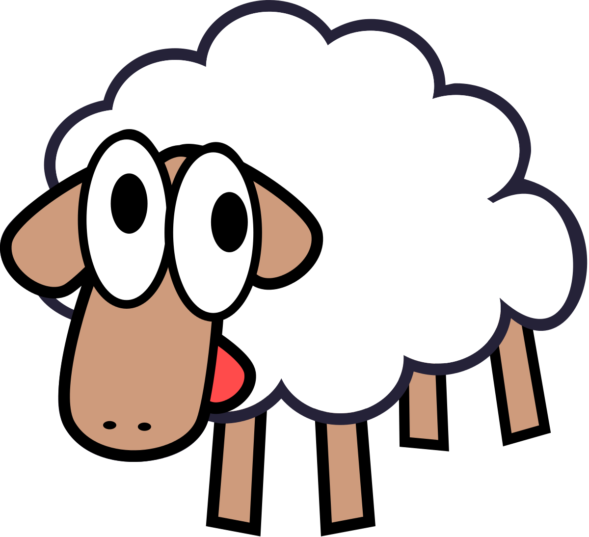 clip art download Free on dumielauxepices net. Lamb clipart baby lamb.