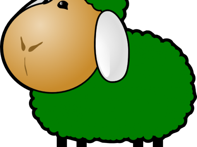 graphic black and white stock Free on dumielauxepices net. Lamb clipart fluffy sheep.