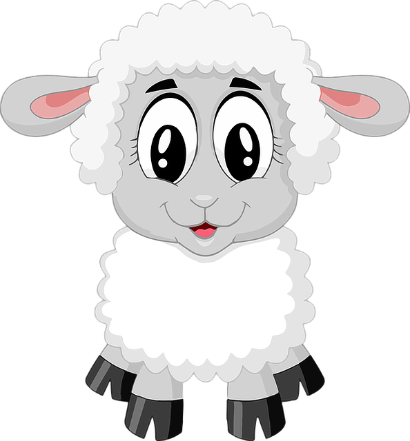 picture royalty free Lamb clipart sleepy sheep. Free on dumielauxepices net.