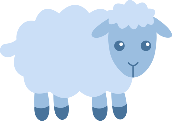 clipart library download Lamb Clipart sleepy sheep