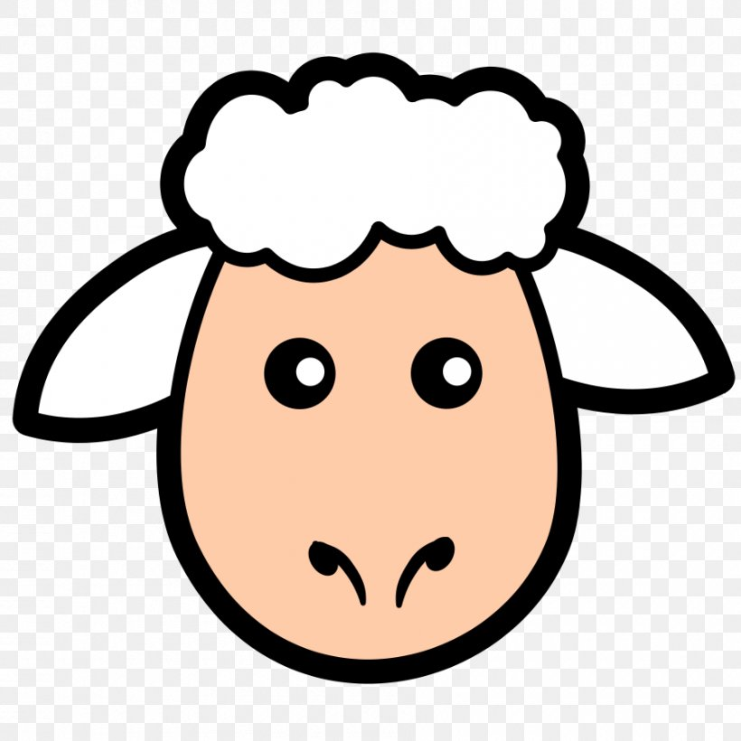 image transparent library Sheep and mutton clip. Lamb face clipart