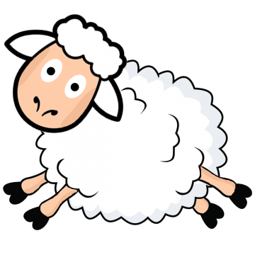 svg freeuse library Lamb clipart. Sheep vector png vectors.