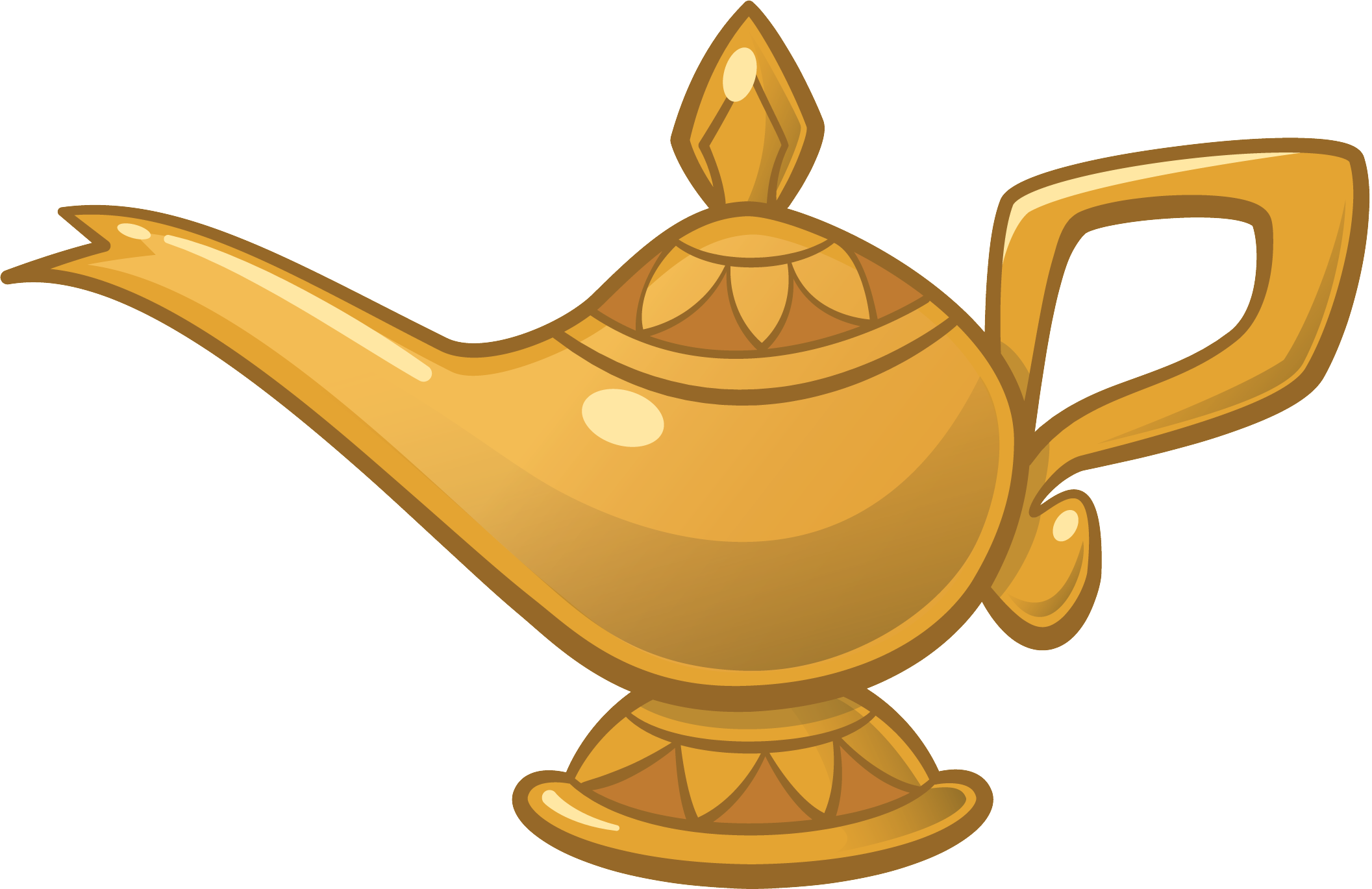 clipart library stock Lamp of knowledge clipart. Genie backgrounds wallpapers by