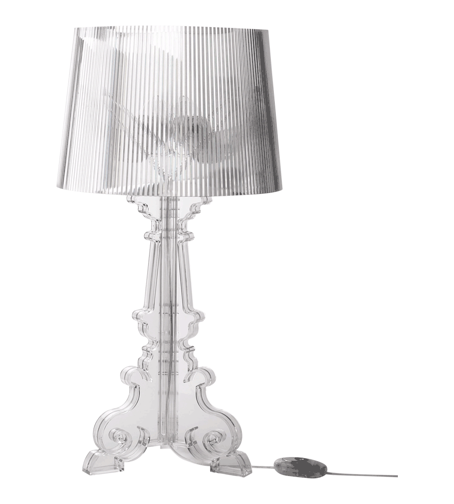 banner free stock Kartell Bourgie Lamp