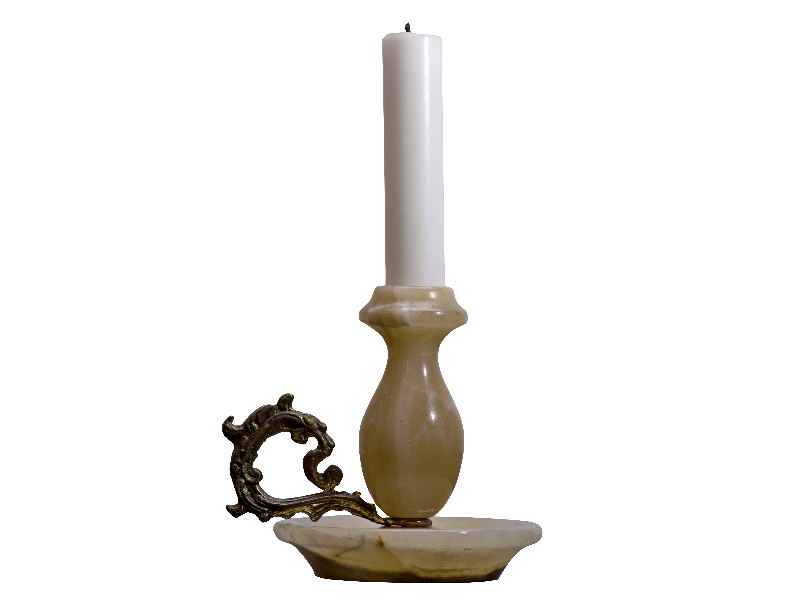 graphic royalty free stock Transparent candle table. With candlestick png isolated