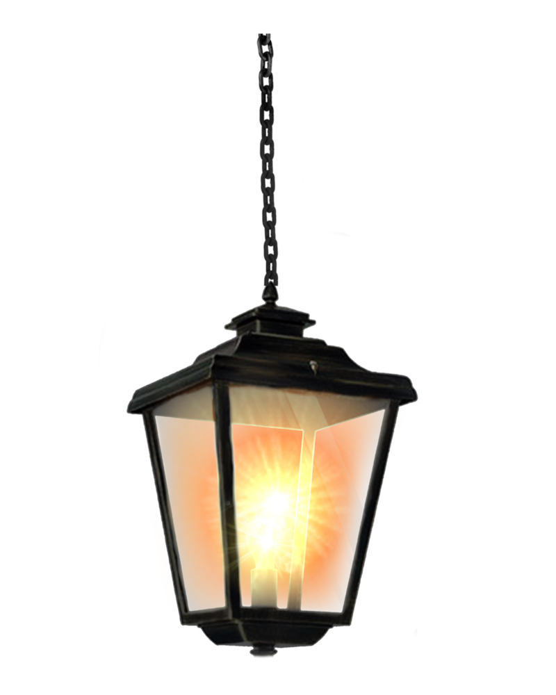 transparent library Hanging Lamps PNG
