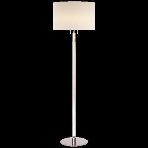 jpg black and white stock Riga Floor Lamp