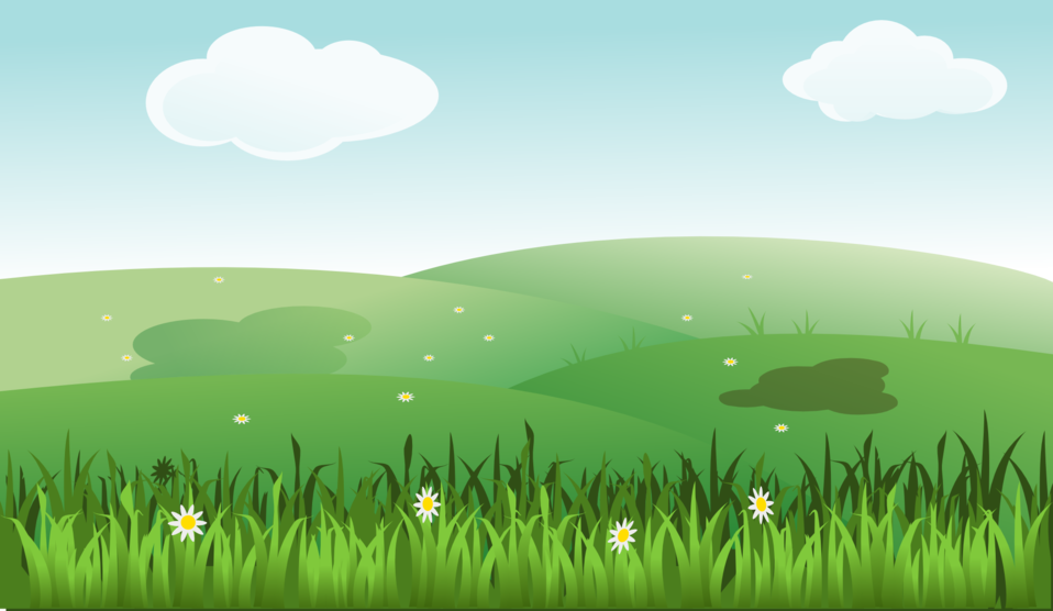 png royalty free stock Valley clipart grassland. Landscape natural free on.