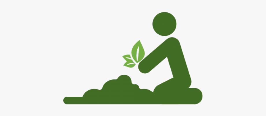 vector transparent Landscaping clipart. Landscape maintenance .