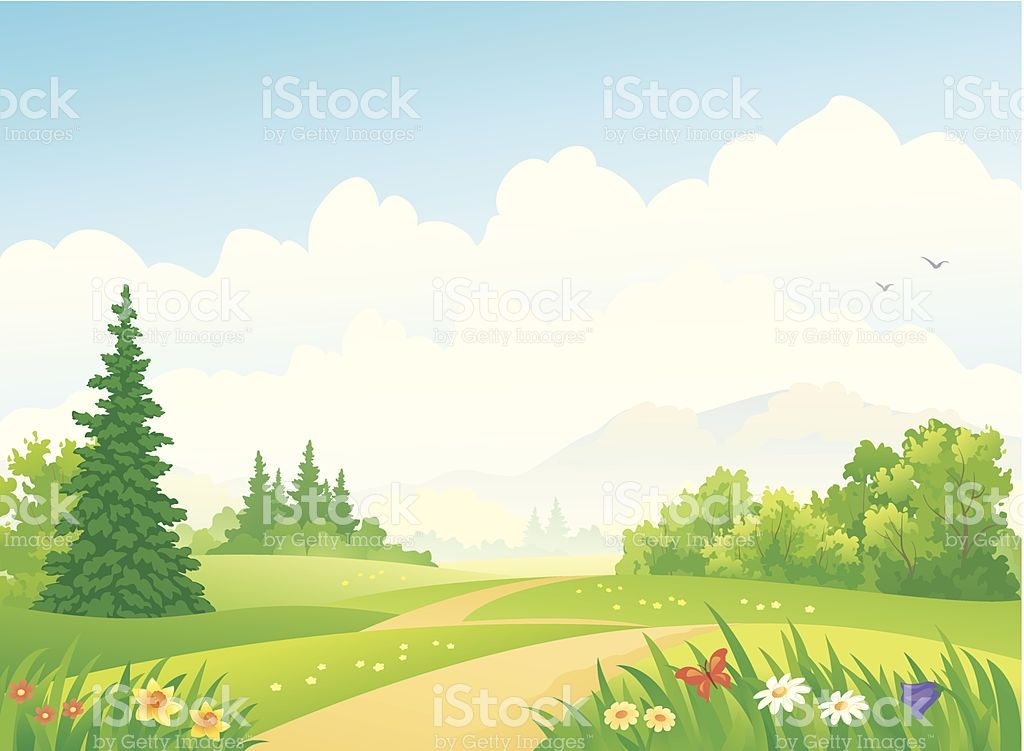 svg freeuse Pin on tree of. Landscaping clipart background.