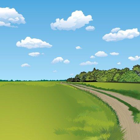 png free download Free summer landscape s. Landscaping clipart background.