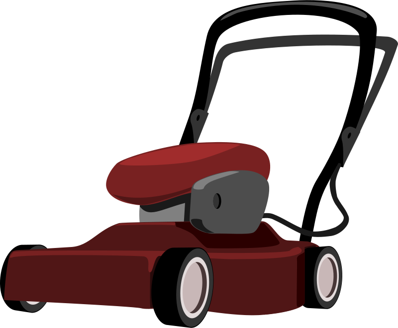 svg transparent Lawn Mower Clipart at GetDrawings