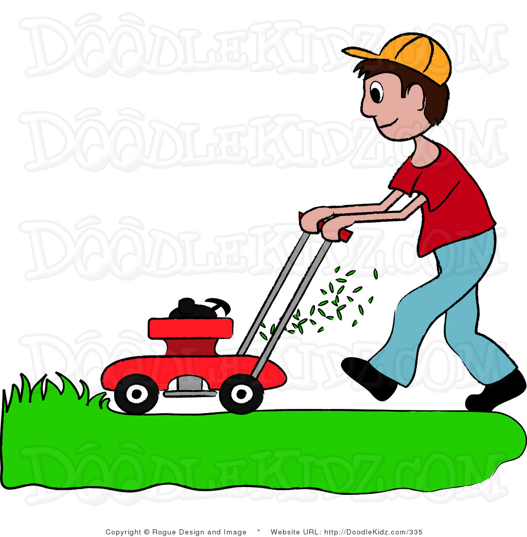 svg library Collection of free download. Landscaping clipart grass cutting.