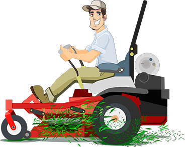 freeuse stock Channahon care landscaping mowing. Lawn mower clipart grass cutter.