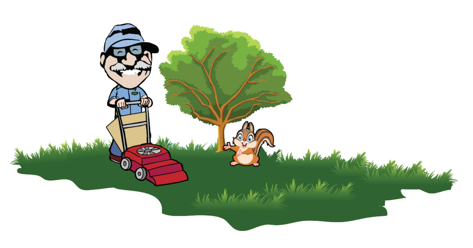 vector free stock Landscaping clipart landscaping service. Grounds keeping services st.