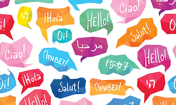 graphic library Language clipart. Foreign station