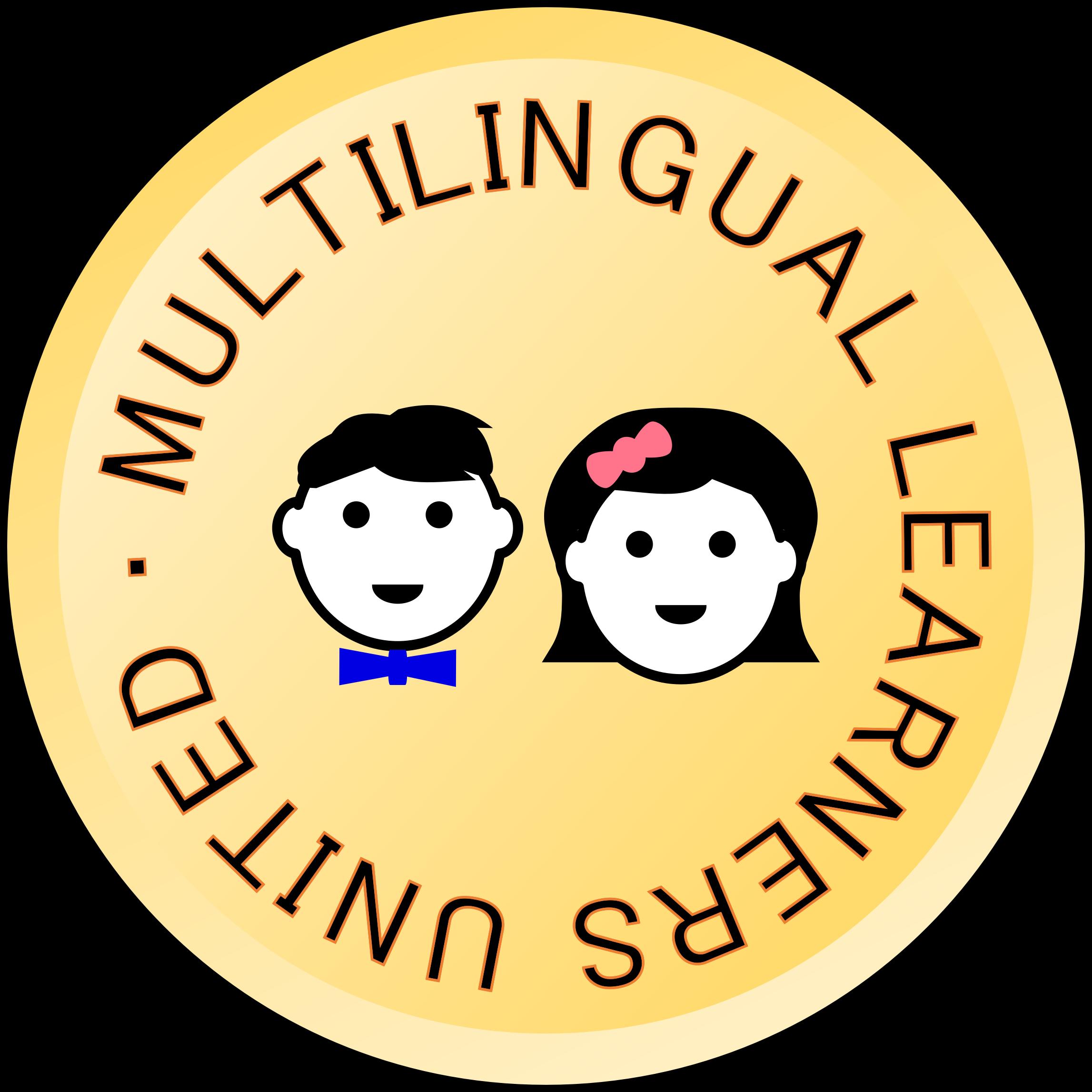 jpg free stock Language clipart multilingual. Learners united big image.