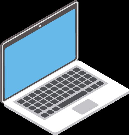 svg transparent download Laptop clipart. Transparent free images only.