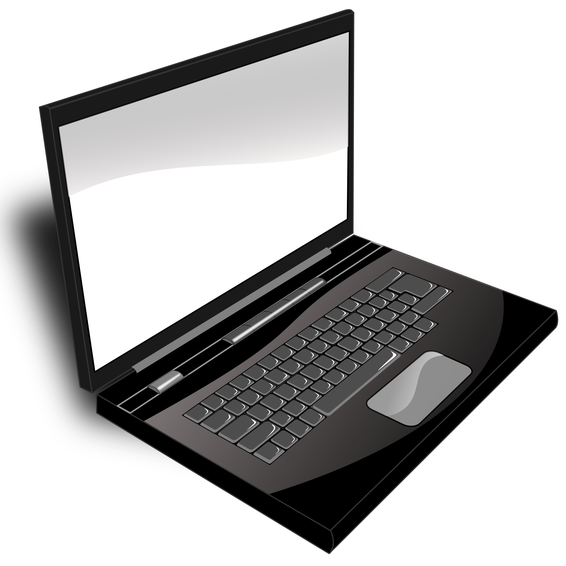 png freeuse download From their clipart panda. Vector computer laptop