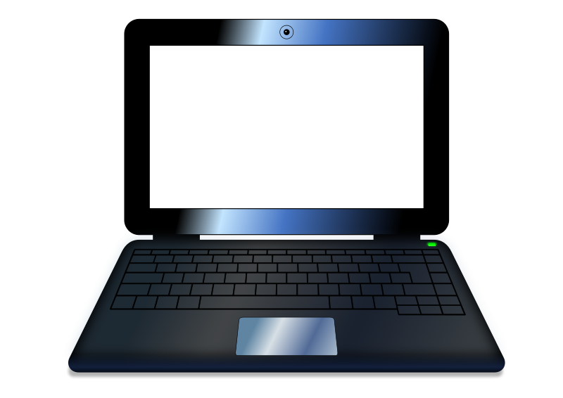 free Notebook free clip art. Laptop keyboard clipart