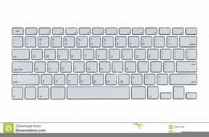 graphic stock Free images at clker. Laptop keyboard clipart