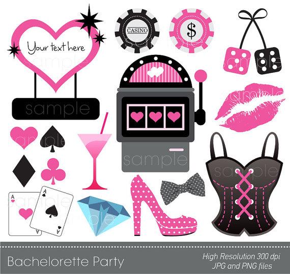 picture royalty free Las vegas clipart bachelorette vegas. Digital party by