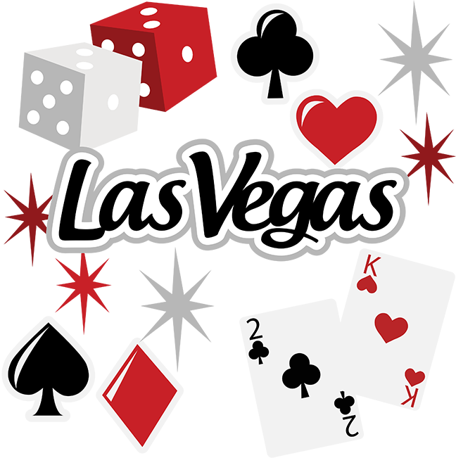 clipart royalty free library Las vegas clipart diy. Svg scrapbook collection cut