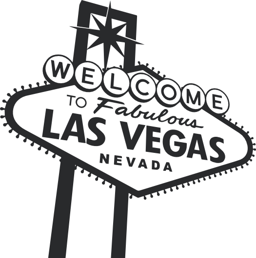 clip royalty free stock Las vegas clipart outline. Image result for sign