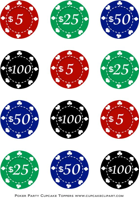 svg royalty free library Las vegas clipart poker chip. Night party free printable