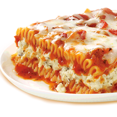 banner freeuse stock Cheese Lasagna