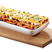 clip free stock Foot long Beef Lasagna