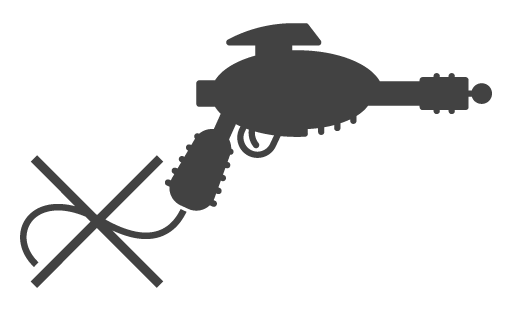 clipart transparent stock Crossfire arena no dangling. Laser tag clipart black and white
