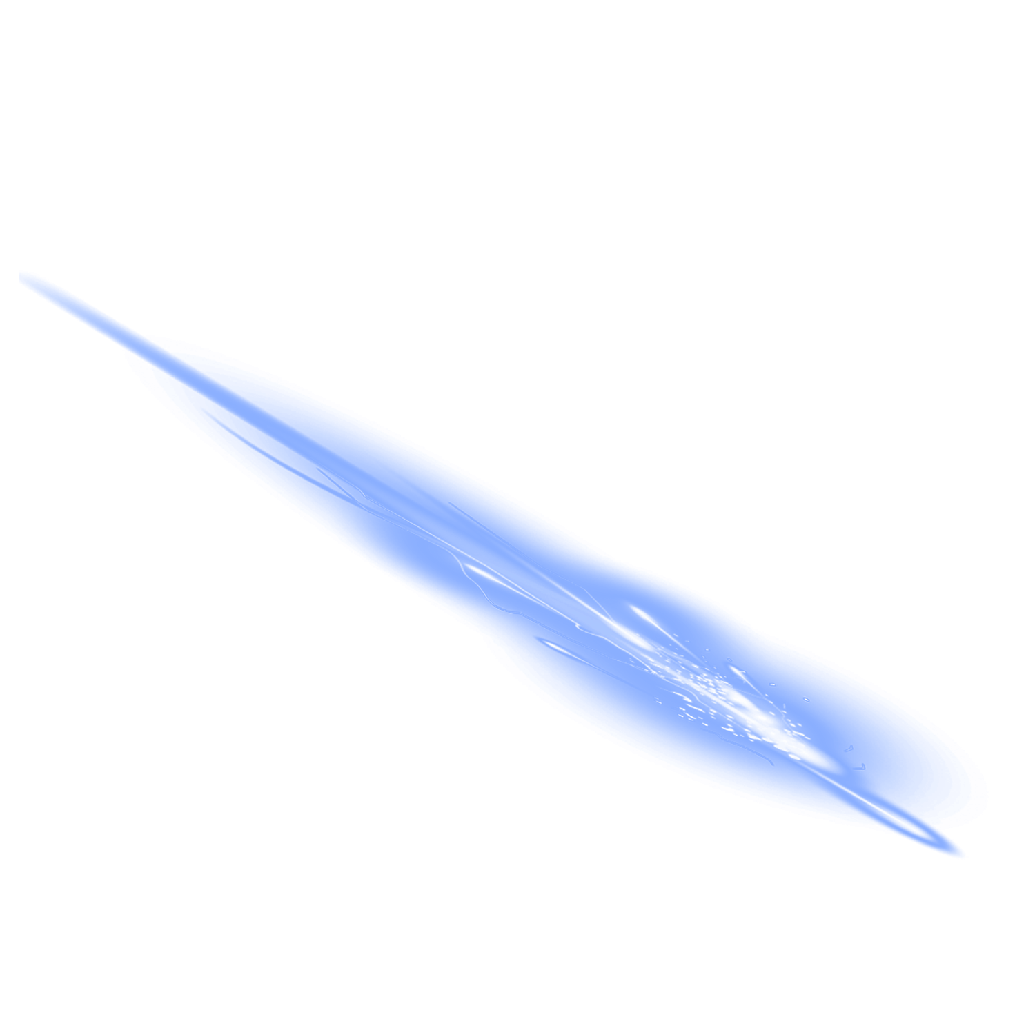 svg free stock Light Blue laser