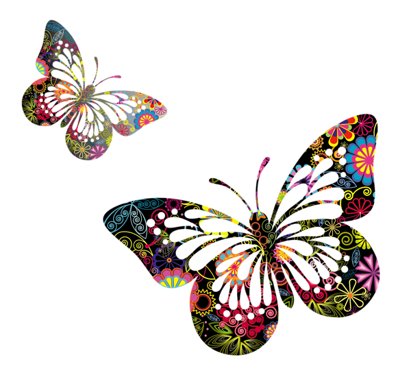 png download Butterflies Vector PNG Picture