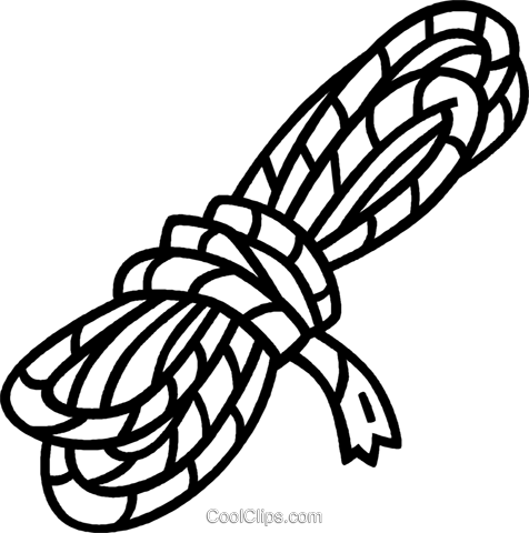 image royalty free Rope clipart