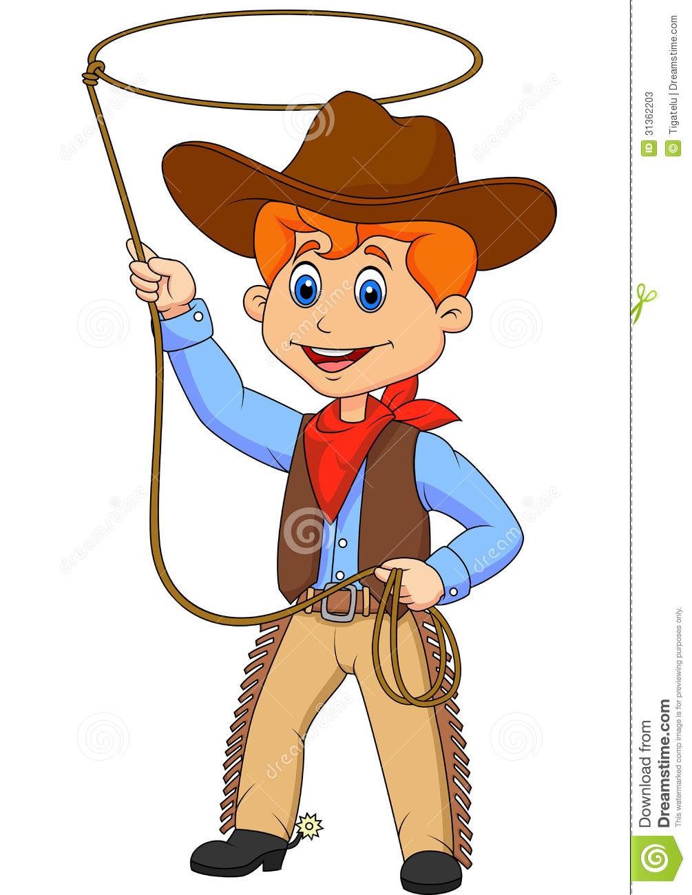 vector transparent Cartoon pictures of cowboys. Lasso clipart wild west.