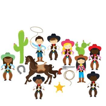 picture stock Cowboy clip art cowgirls. Lasso clipart wild west.